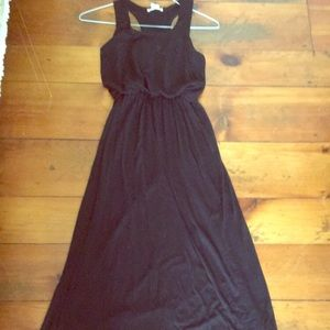Dresses & Skirts - Black Tank Maxi